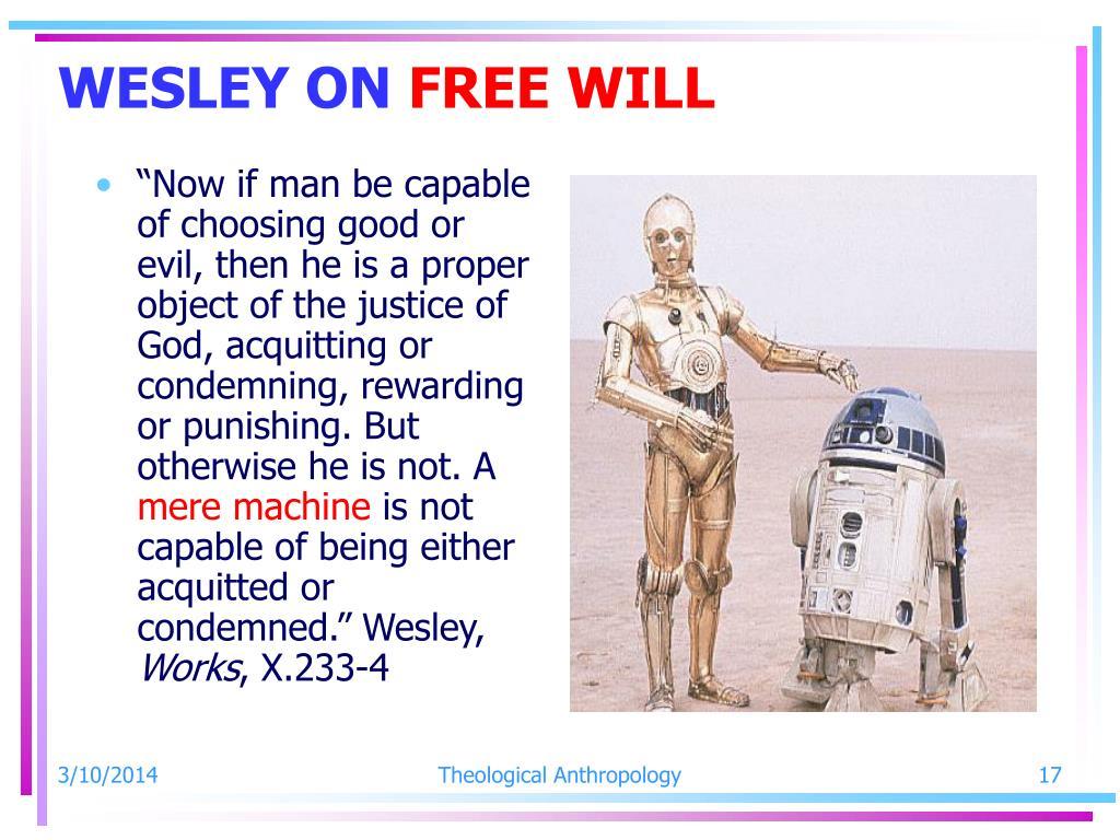 WESLEY ON