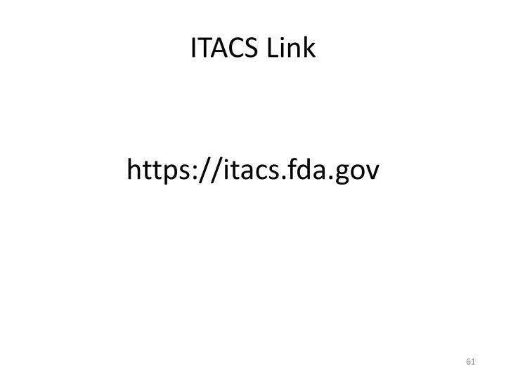 ITACS Link