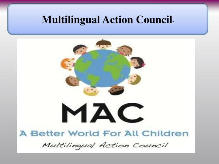 Multilingual Action Council