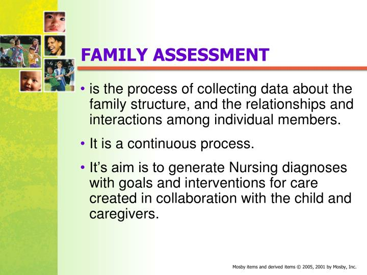 family assessment and intervention Dynamic model of family assessment and intervention (mdaif) the dynamic model of family assessment and intervention (mdaif) as a sustained reference of.