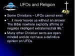 ufos and religion1