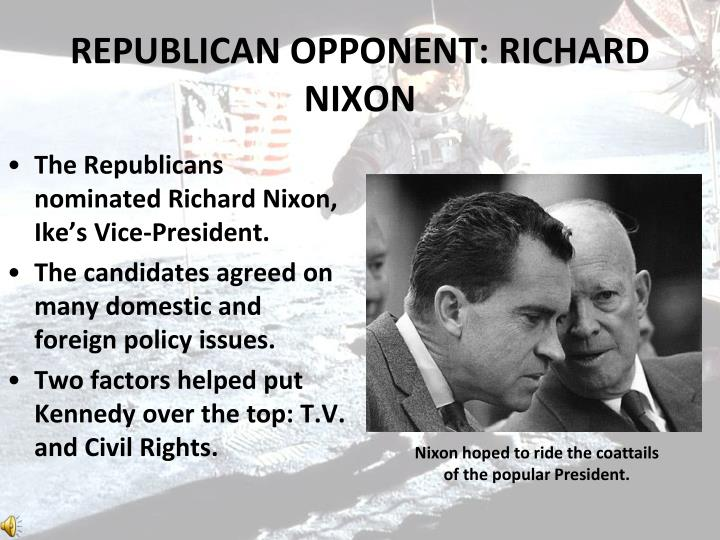 president nixons international and domestic challenges Richard nixon's state of the union speeches, 1970-1974 waging peace, the memoirs of president dwight eisenhower the kennedy-nixon presidential debates, sept-oct 1960.
