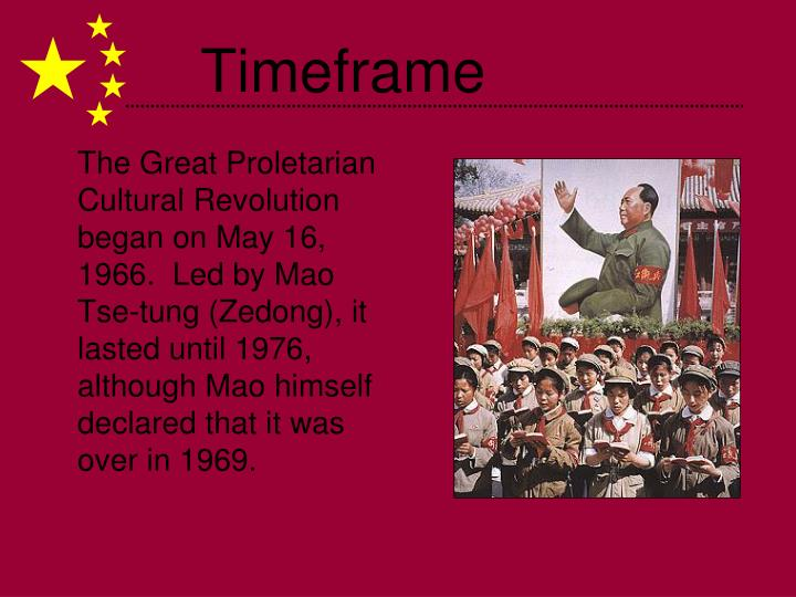 mao tse tung's cultural revolution in Mao tse tung questions including did the people of china like mao zedong and what was a result of mao's great cultural revolution.