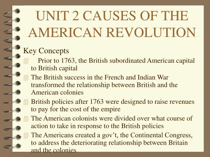relationship between great britain and american colonies before 1763