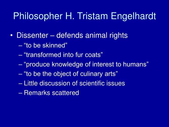 Philosopher H. Tristam Engelhardt