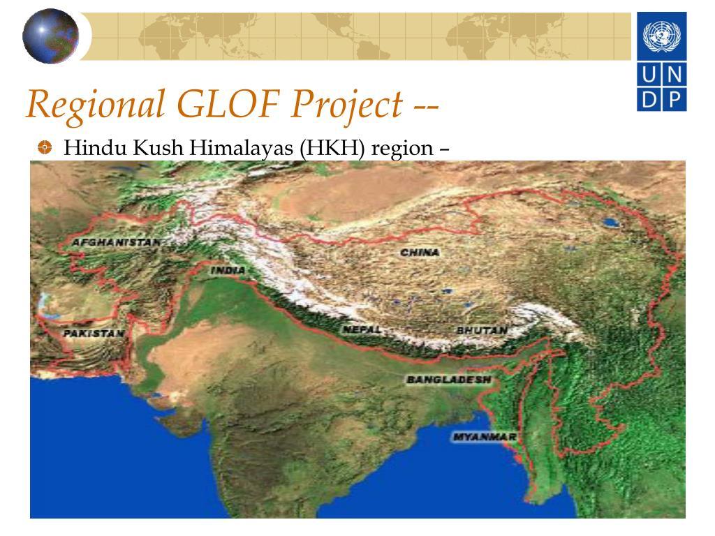 Regional GLOF Project --