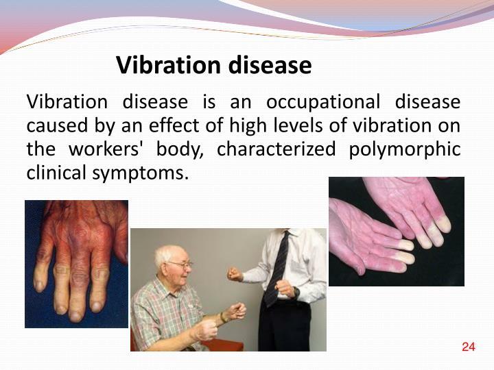 Vibration disease