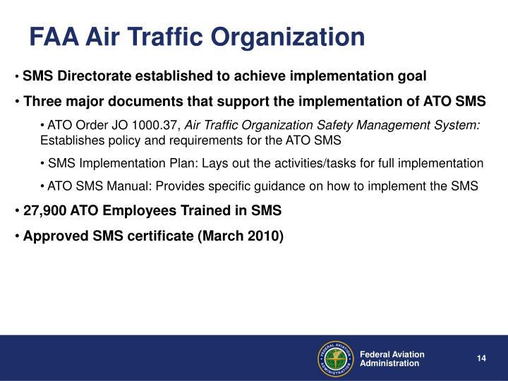 FAA Air Traffic Organization