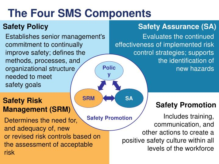 The Four SMS Components