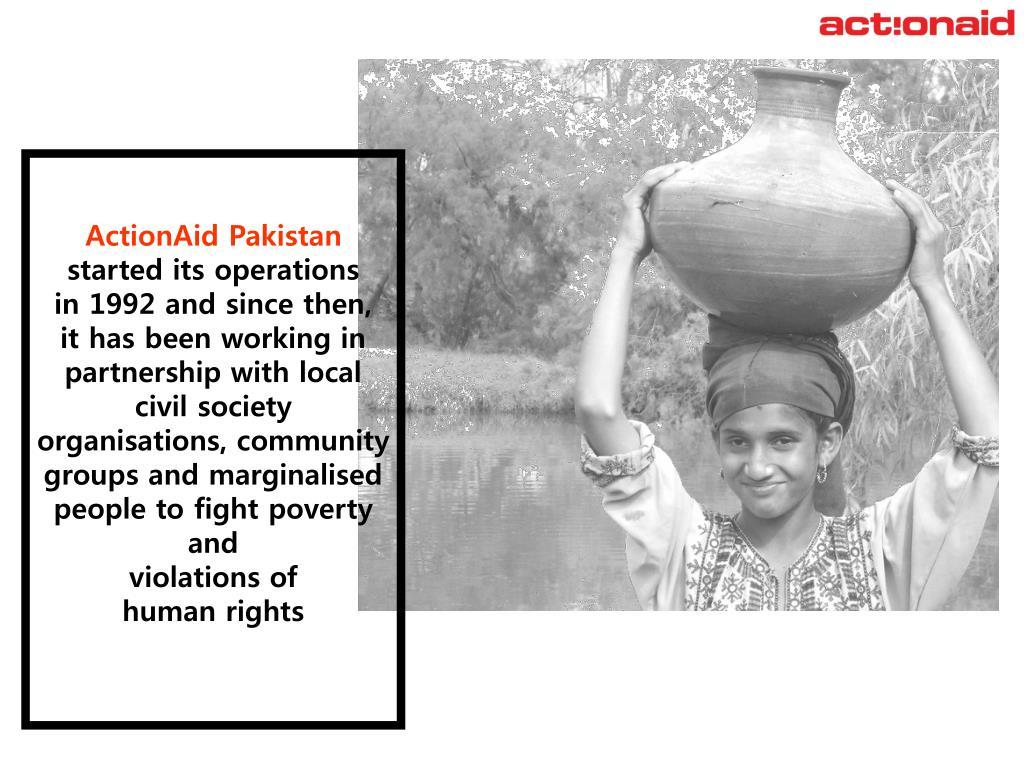 ActionAid Pakistan