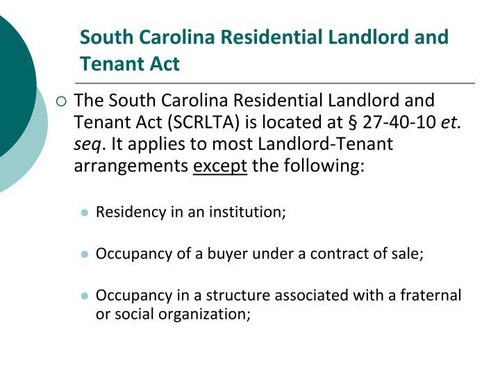 kenya law of landlords tenants