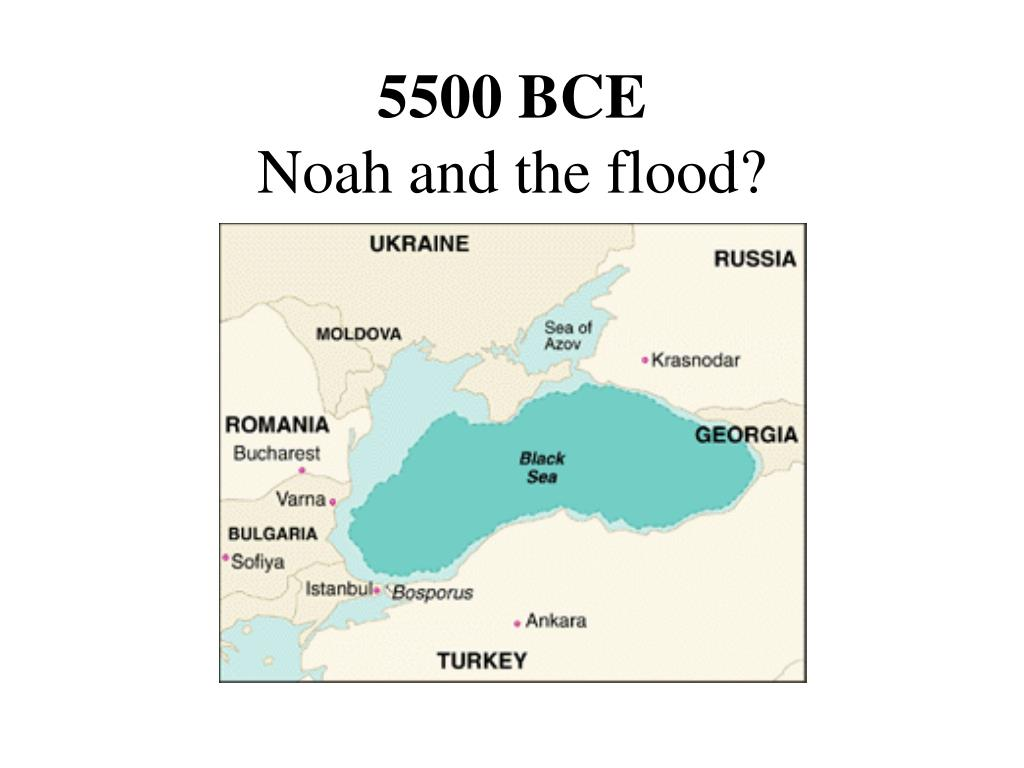 5500 BCE