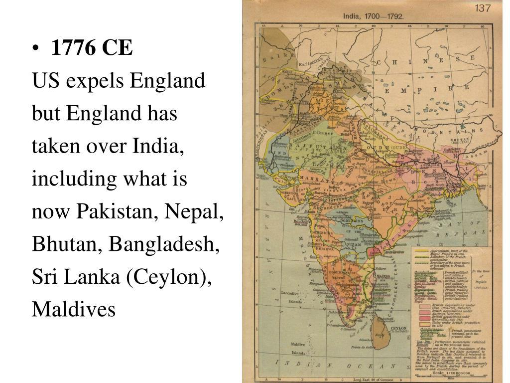 1776 CE