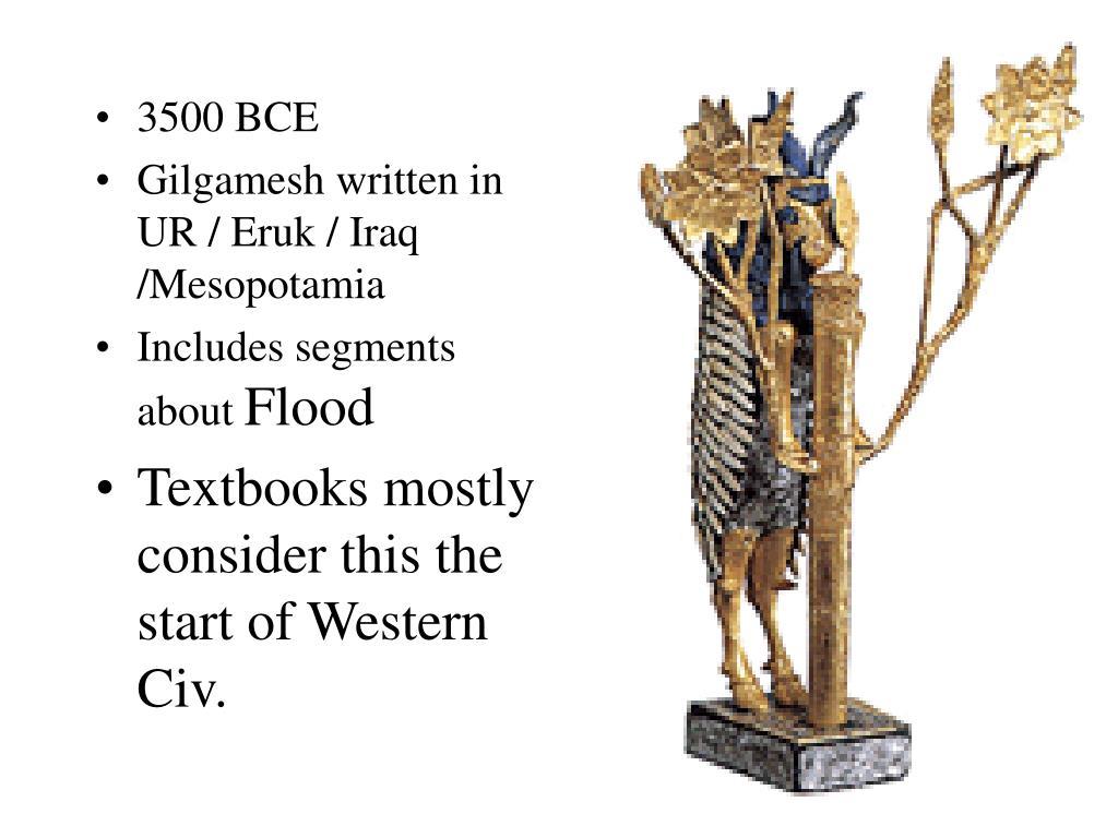 3500 BCE