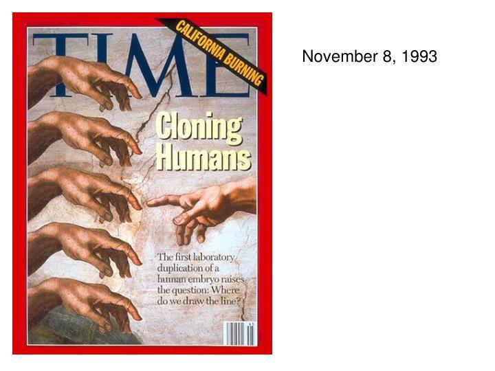 November 8, 1993