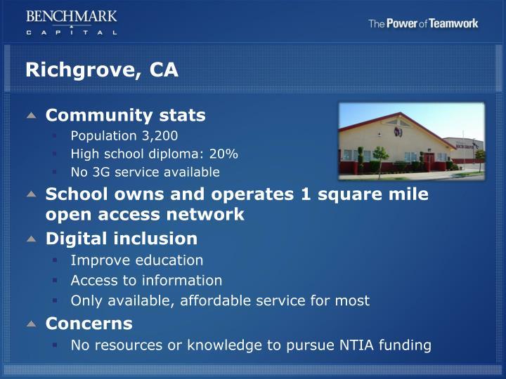 Richgrove, CA