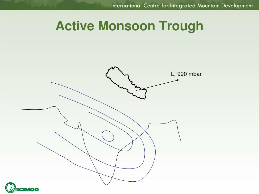 Active Monsoon Trough