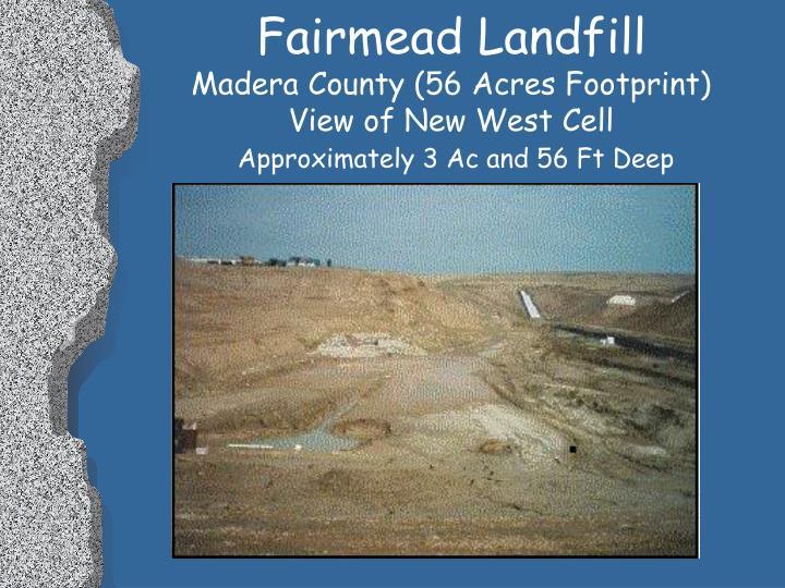 Fairmead Landfill