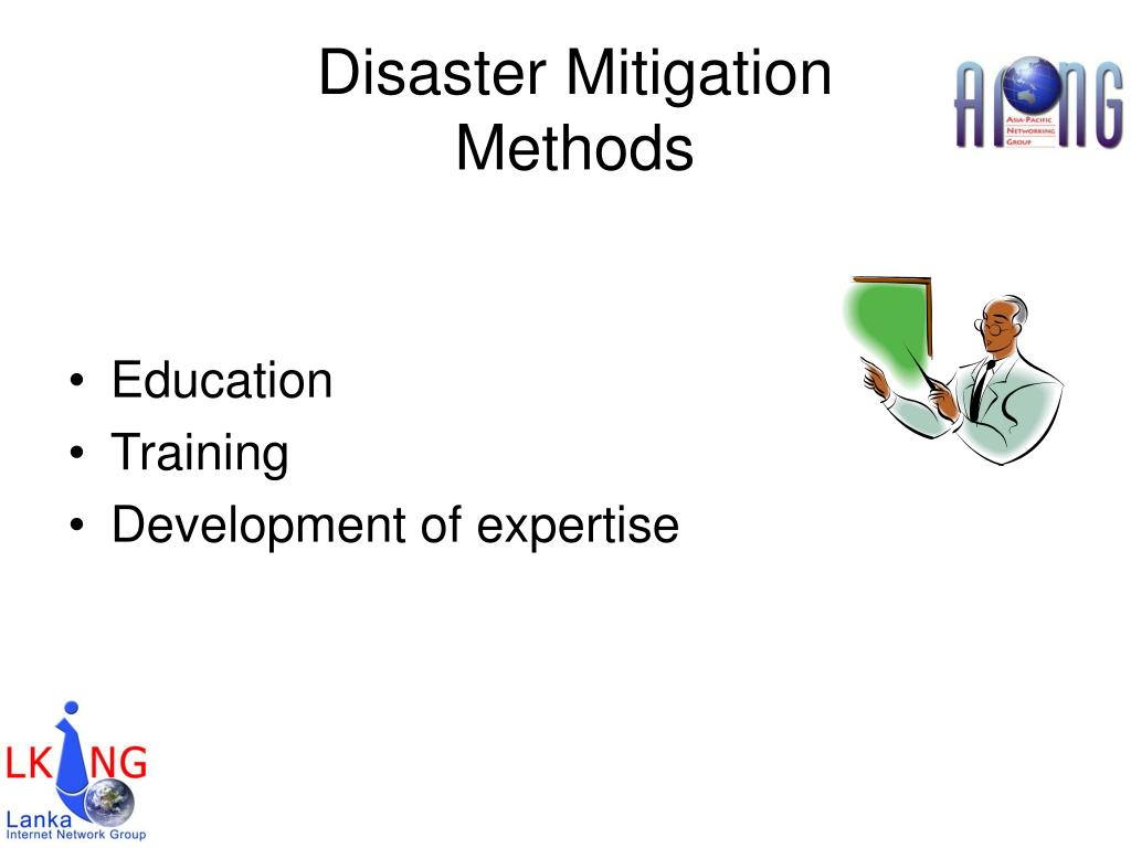 Disaster Mitigation Methods