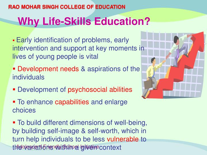 Why Life-Skills Education?