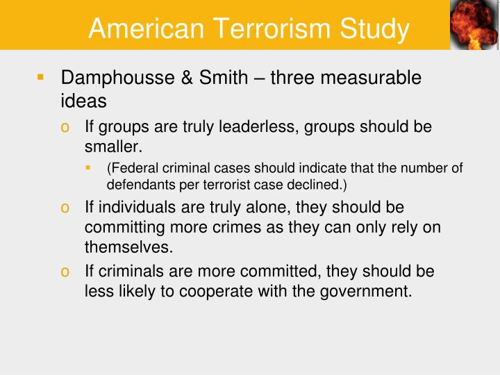 5 Charts That Show What Terrorism In America Looks Like