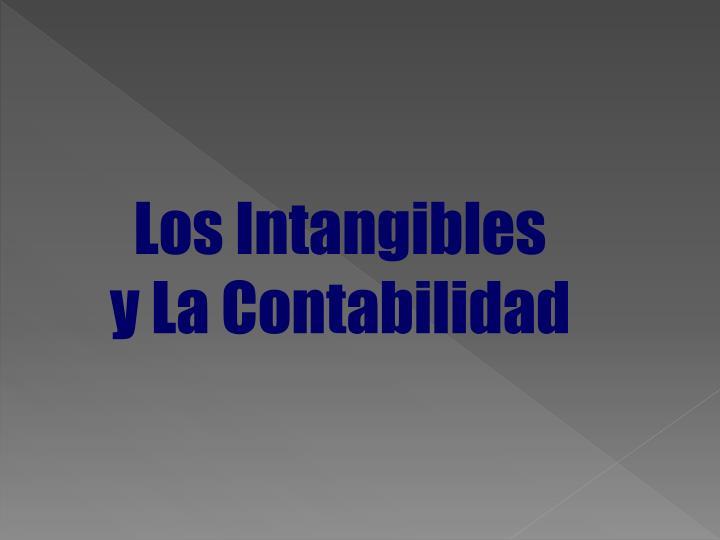 Los Intangibles