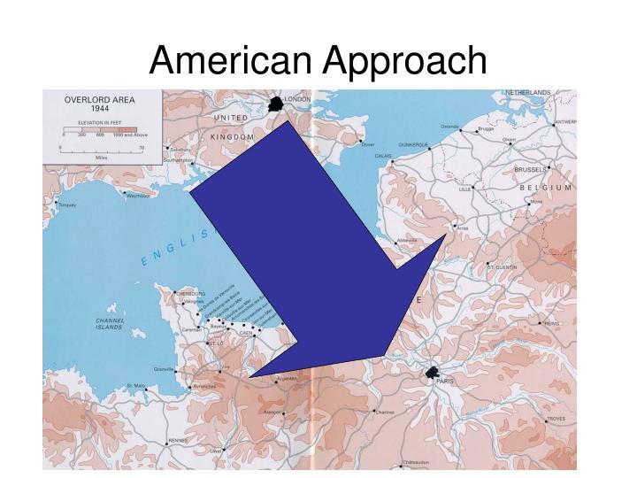 American Approach