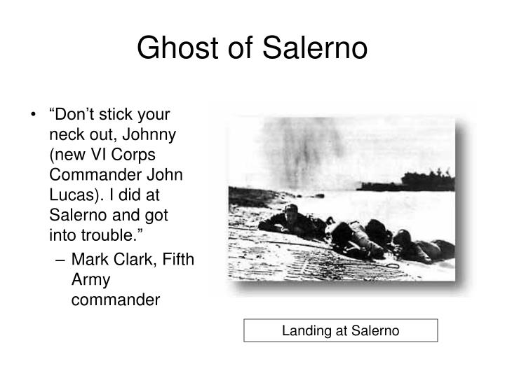 Ghost of Salerno