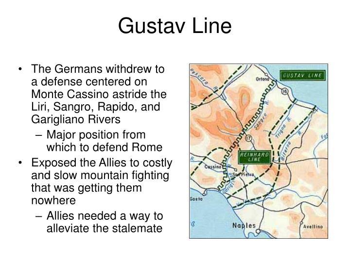 Gustav Line