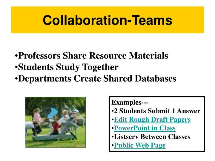 Collaboration-Teams