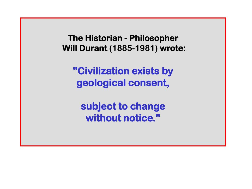 The Historian - Philosopher