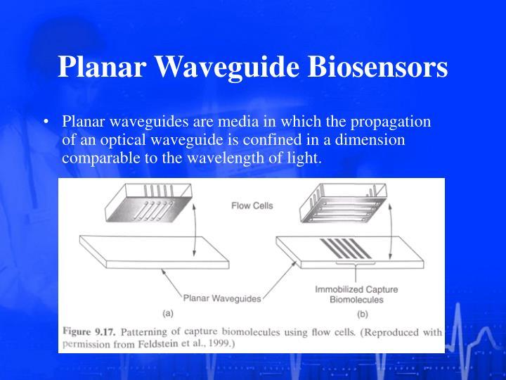 Planar Waveguide Biosensors
