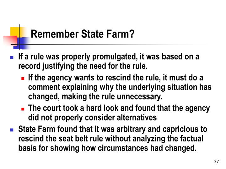 Remember State Farm?
