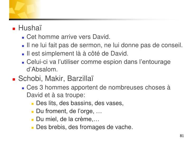 Hushaï