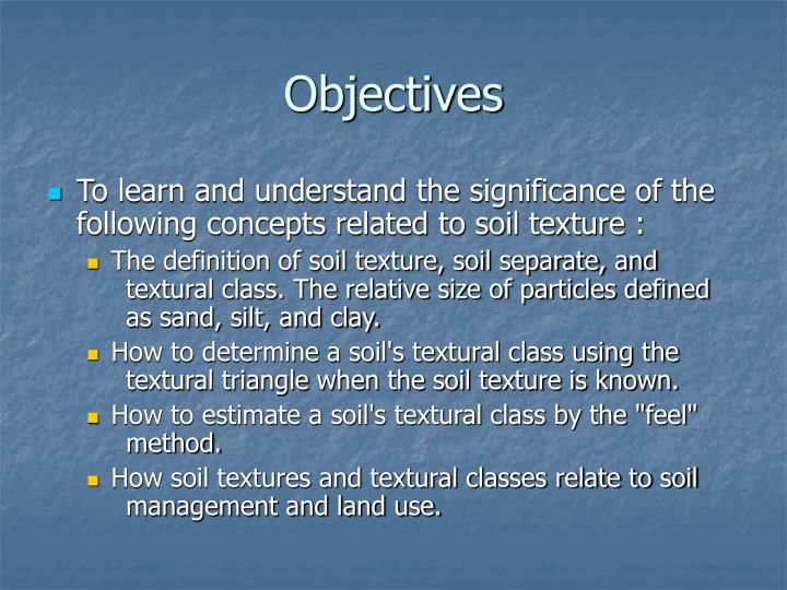 Ppt soil texture and textural class powerpoint for Soil particles definition