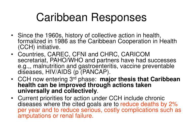 Caribbean Responses