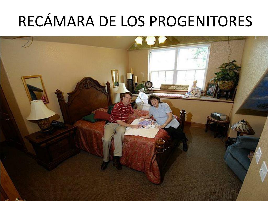 RECÁMARA DE LOS PROGENITORES