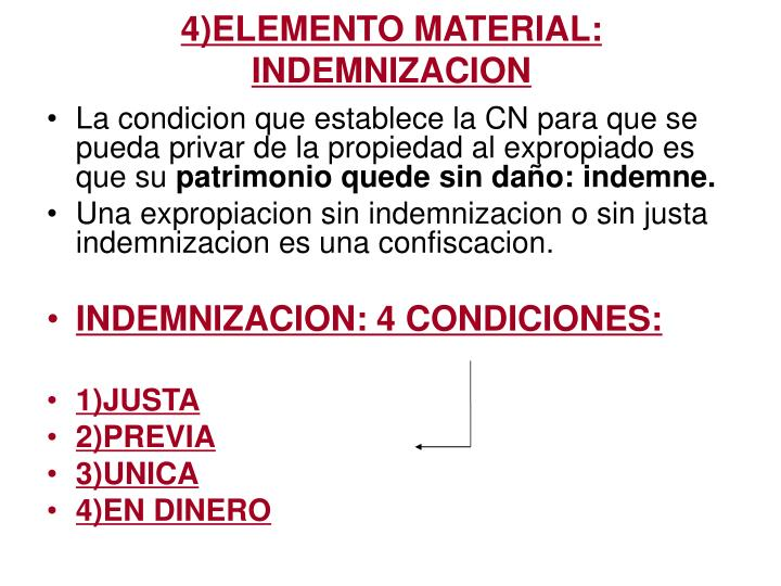 4)ELEMENTO MATERIAL: