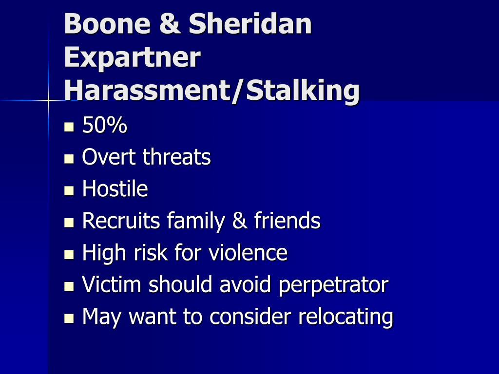 Boone & Sheridan