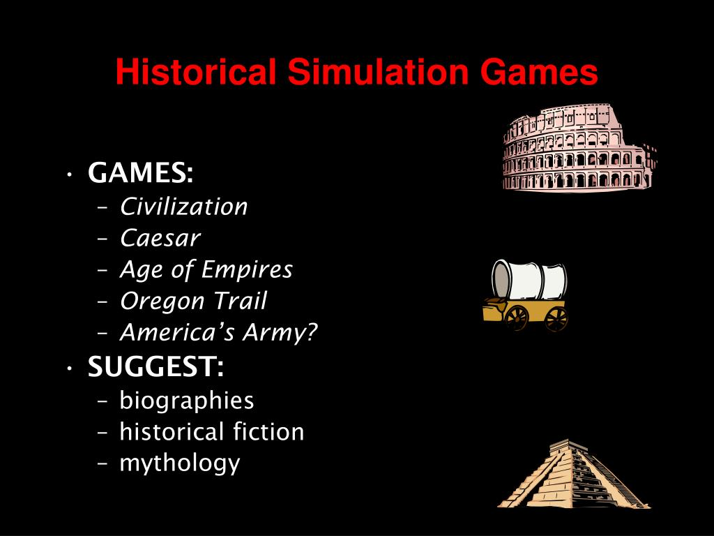 Historical Simulation Games