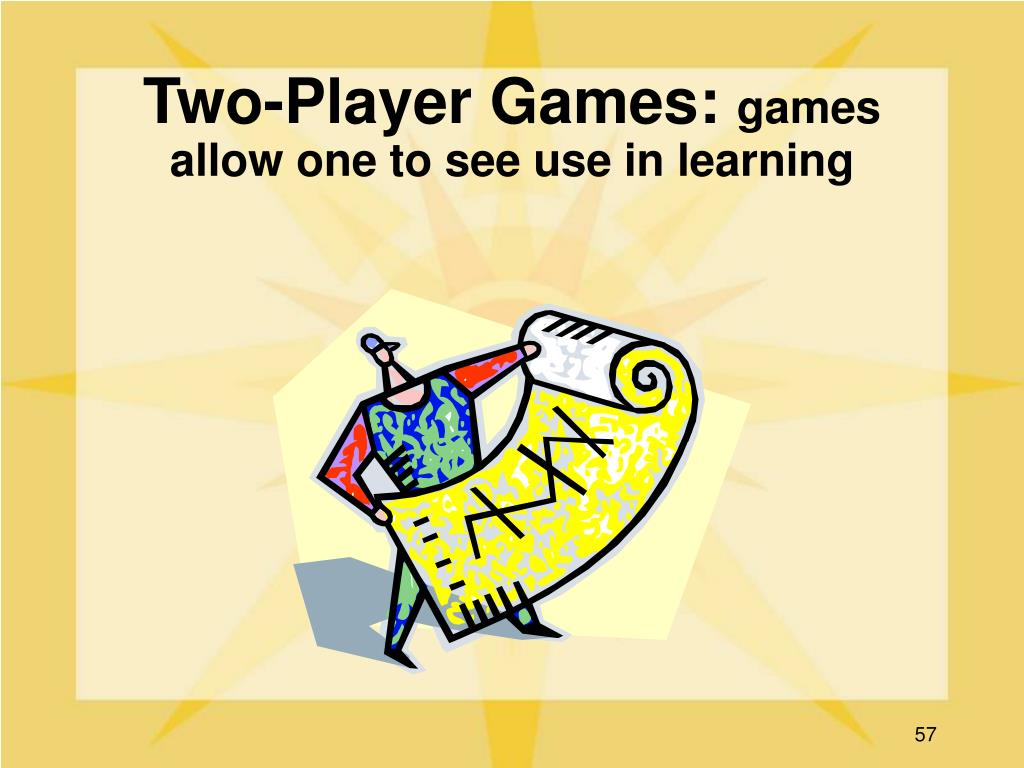 Two-Player Games:
