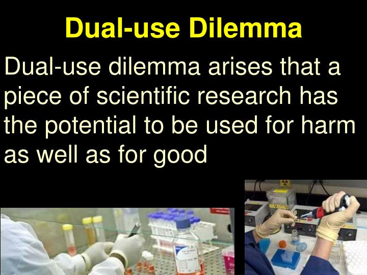 Dual-use Dilemma