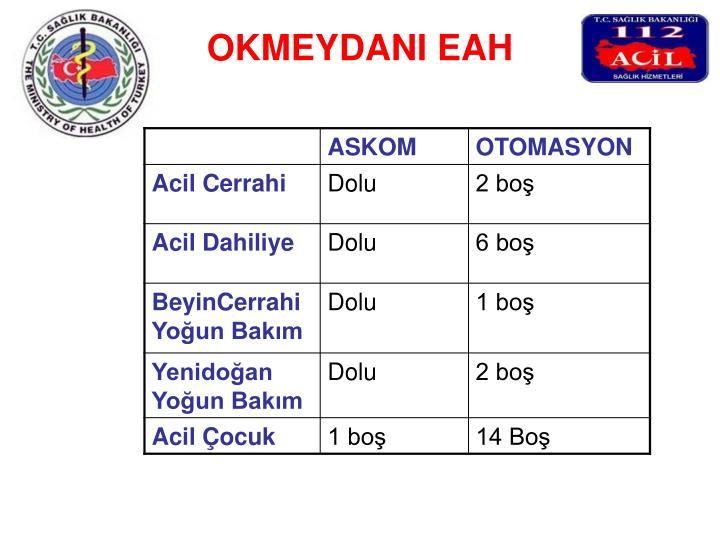 OKMEYDANI EAH