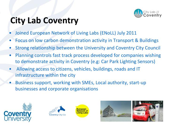 City Lab Coventry