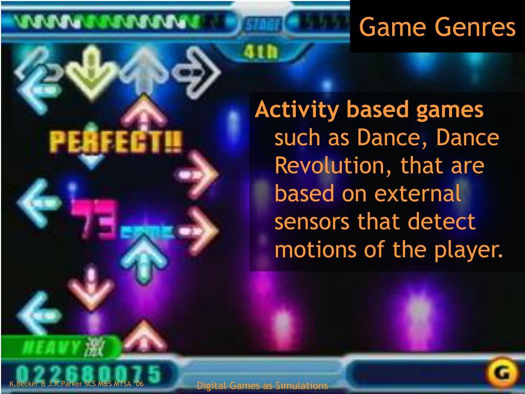 Game Genres