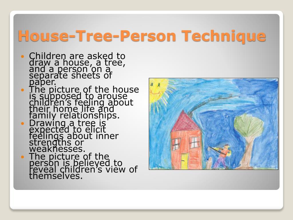 House-Tree-Person Technique
