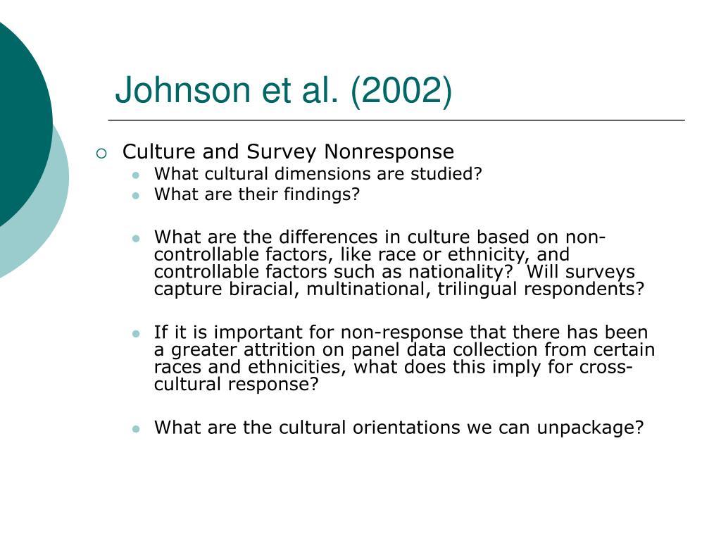 Johnson et al. (2002)