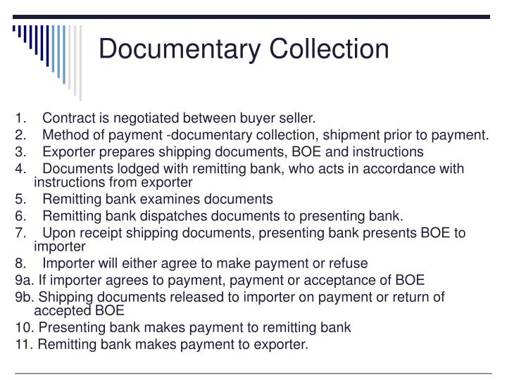 Documentary Collection
