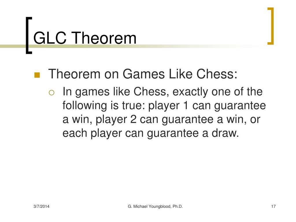 GLC Theorem