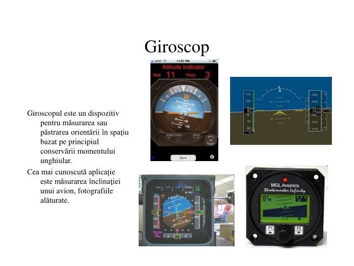 Giroscop